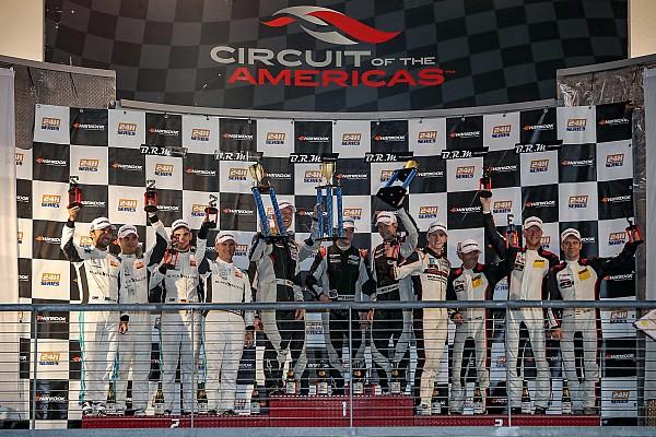 Endurance 24H COTA USA: Herberth Motorsport crowned 2017 champions