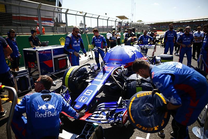 F1-teams: Afschaffen bandenwarmers uitdagend, maar kan helpen