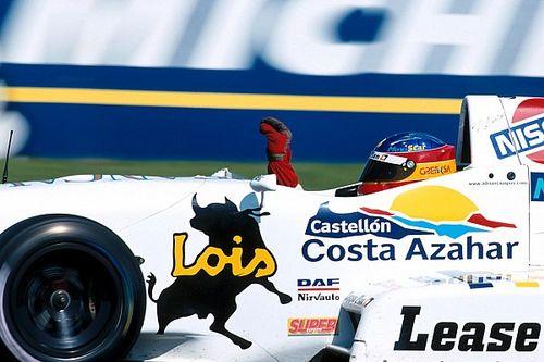 Galería: de las World Series a la Fórmula 1