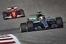 Formule 1 Mercedes et Ferrari sont