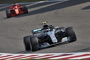 Формула 1 Новость У Mercedes проблемы с шинами. Но команда уверена, что и у других тоже
