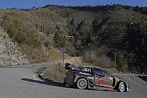 WRC Etappeverslag WRC Monte Carlo: Ogier scoort vijfde opeenvolgende zege