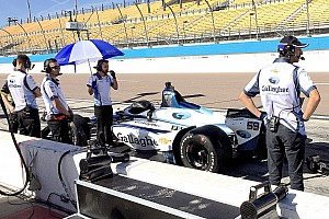 """IndyCar Breaking news Carlin IndyCar drivers """"surprised by how sketchy the cars are"""""""