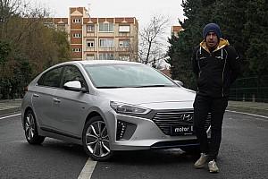 OTOMOBİL Ön Bakış 2017 Hyundai Ioniq Hybrid Elite Plus | Neden Almalı?