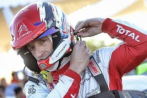 WRC Важливі новини Мік: Мій виступ у Мексиці - це лайно