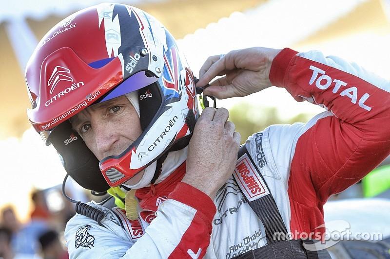 [WRC] 米克同意下赛季为丰田参加WRC