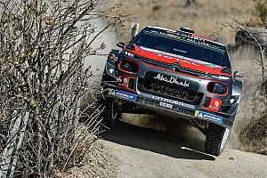 WRC Yarış ayak raporu Meksika WRC: Loeb liderliğe yükseldi!