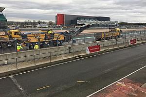Fórmula 1 Noticias  Silverstone estima que su repavimentación hará ganar 1s. a la F1