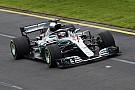 Формула 1 Хэмилтон выиграл первую квалификацию сезона, Сироткин предпоследний