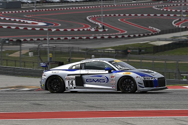 Austin PWC: GMG Audi grabs win in second GTS SprintX race