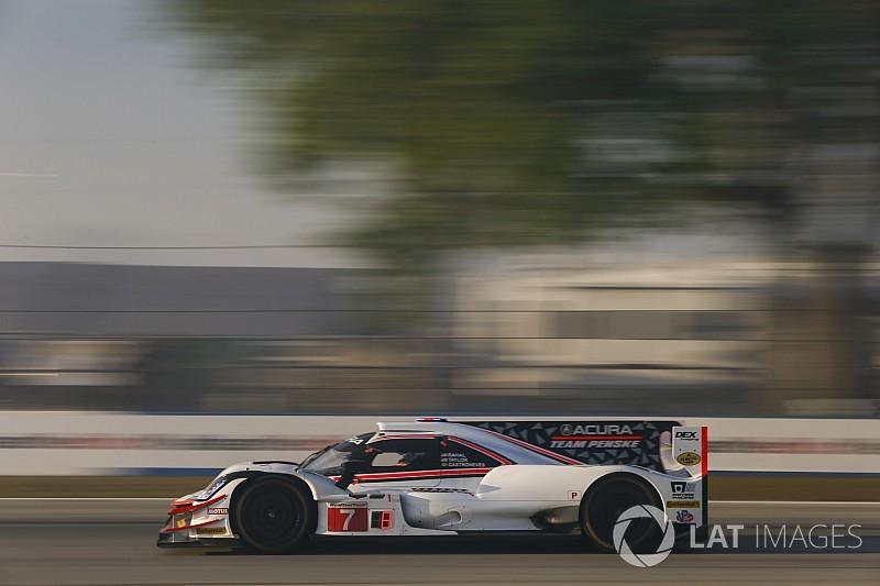 Mid-Ohio IMSA: Taylor leads Acura Team Penske 1-2 in FP1