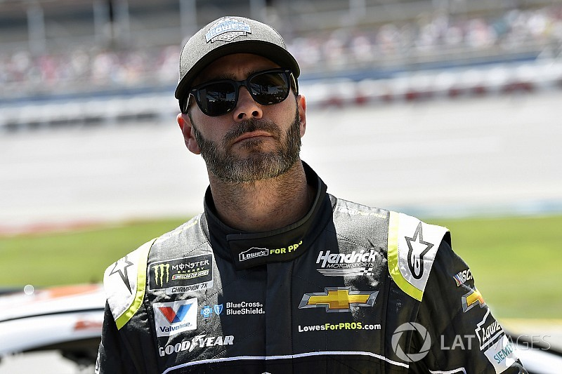 "Jimmie Johnson: ""We're a victim of our own success"""
