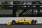 IndyCar Indy 500: Penske-rijders aan kop na eerste trainingsdag
