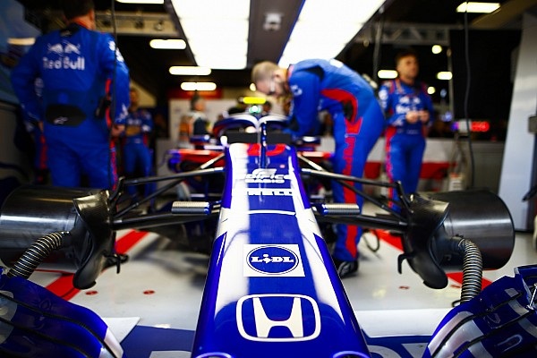 Formula 1 Breaking news Toro Rosso wants Japanese driver with Honda