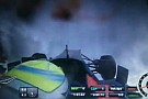 Formel-3-EM Heftiger Crash in Hockenheim: Flugstunden für Will Buller beim Testen