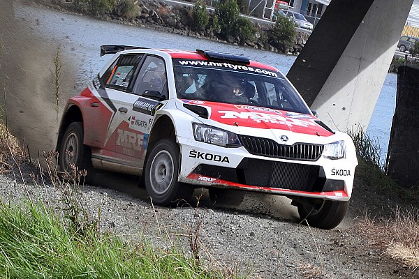 Other rally New Zealand APRC: Gill beats Kreim to take emphatic win