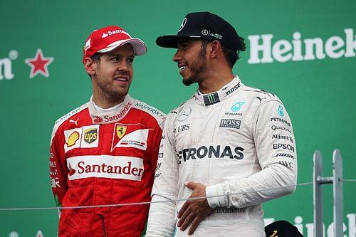 "Vettel: Suicidal seagulls were ""worst moment of my race"""