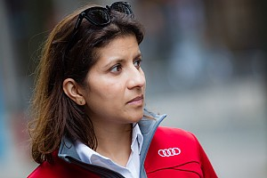 IndyCar Breaking news Gade joins SPM, becomes IndyCar's first female lead race engineer