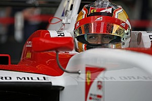 GP3 Testing report Leclerc dominates first day of Austria GP3 test