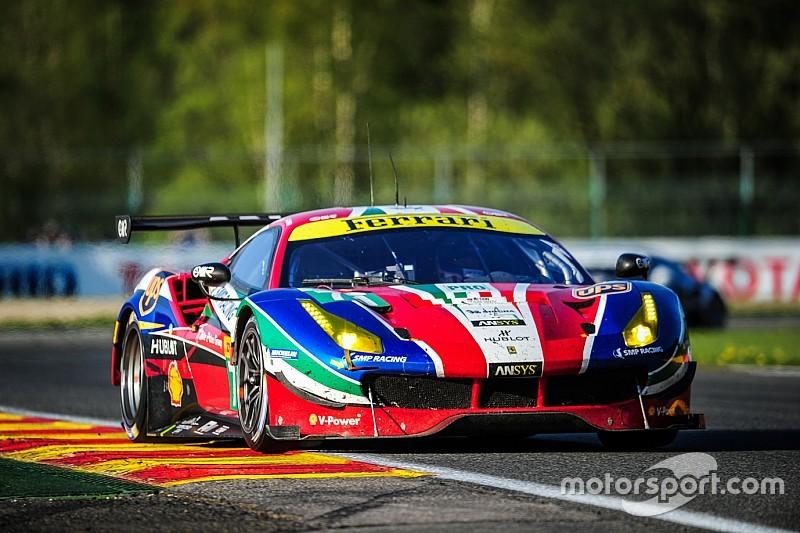 """""""24 години Ле-Мана"""": чотири Ferrari команди AF Corse"""