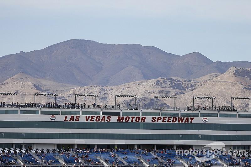Las Vegas' long-sought second NASCAR Cup race was quick to materialize