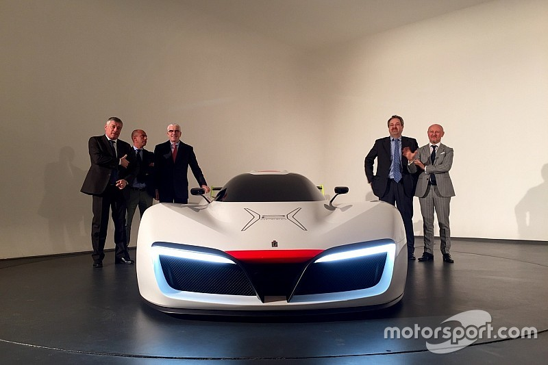 Pininfarina: a Ginevra debutta la concept car H2 Speed a idrogeno