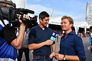 Formel 1 News Nico Rosberg: Neue Formel-1-Startzeiten sind