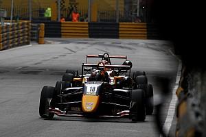 F3 Reporte de la carrera Daniel Ticktum gana en Macao una carrera con un final increíble