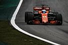 Mesmo perdendo para Massa, Alonso comemora fim de semana