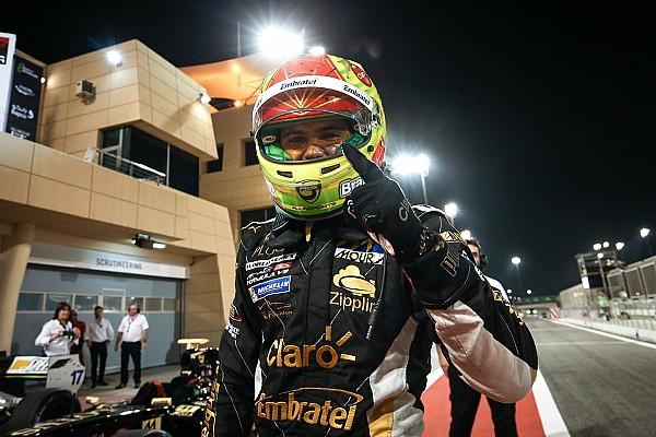 Formula V8 3.5 Fittipaldi column: F3.5 title and amazing LMP1 test