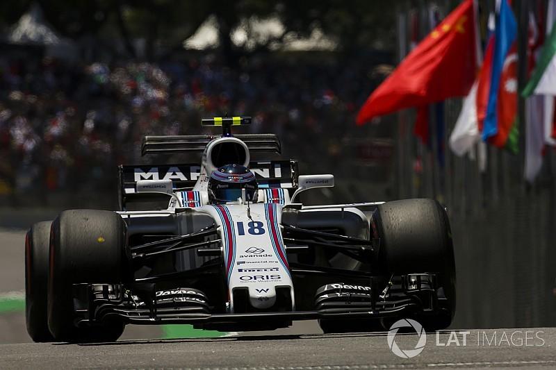 Stroll avalia que merece 8,5/10 por ano de estreia na F1