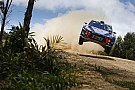 WRC WRC Rally Australia: Neuville into rally lead after Mikkelsen crashes
