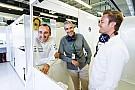 Kubica, yardımlarından ötürü Rosberg'e teşekkür ediyor