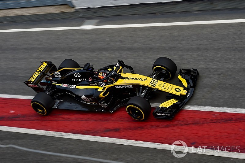 Renault compte égaler Red Bull d'ici 2019