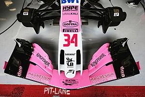 Fórmula 1 Noticias Los mejores memes del nuevo auto de Force India