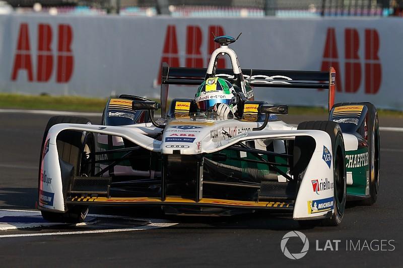 Mexico City ePrix: Di Grassi tops both practice sessions
