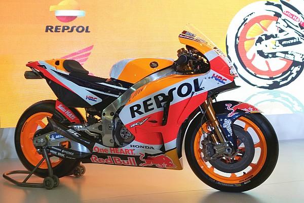 MotoGP Топ список Галерея: Маркес і Педроса представили Honda RC213V MotoGP