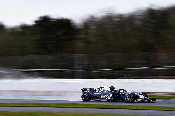 F1 Noticias de última hora Daniel Ricciardo le pega al RB14