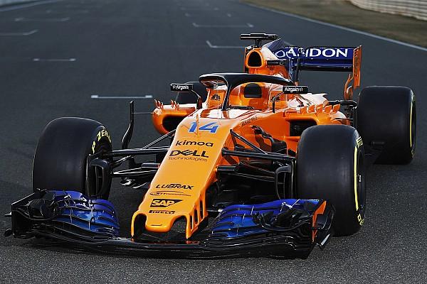 Formula 1 Son dakika McLaren, 2018 MCL33'ü tanıttı!