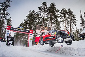 GALERI: Kumpulan foto terbaik WRC Swedia