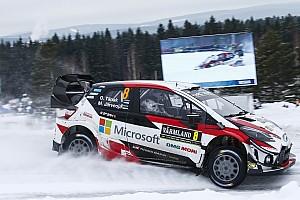 WRC Noticias Al-Attiyah, cerca de correr en el WRC con Toyota
