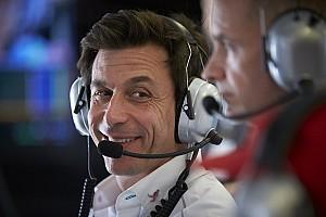 Formel 1 News Toto Wolff: 2014 war der schönste Titel