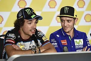 MotoGP Noticias Rossi considera que Morbidelli será competitivo en 2018