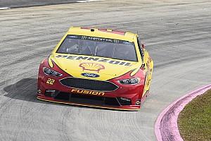 NASCAR Cup Reporte de calificación Joey Logano gana la pole en Martinsville;  Truex saldrá en segundo