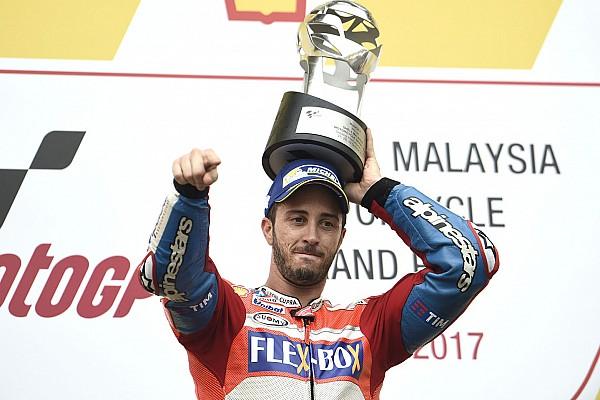 MotoGP Как Дови получил последний шанс. Все события Гран При Малайзии