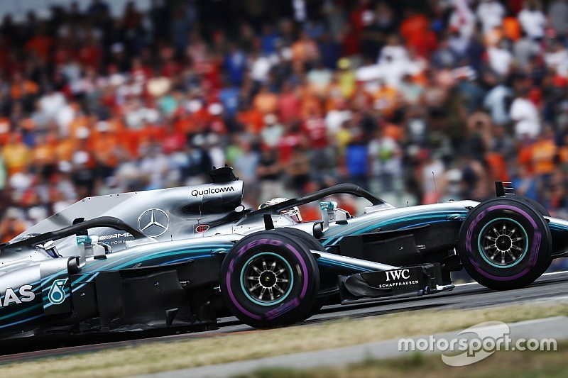 Las mejores fotos de la exitosa temporada 2018 de Mercedes