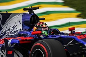 Formel 1 News Brendon Hartley: Teilweise ohne Hand am Lenkrad gefahren!