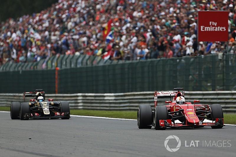 Comment Mercedes a offert à Lotus son dernier podium en F1