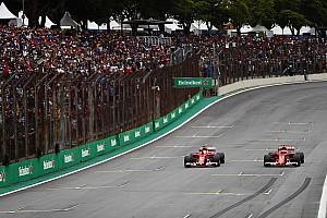 Формула 1 Результаты Гран При Бразилии: стартовая решетка в картинках