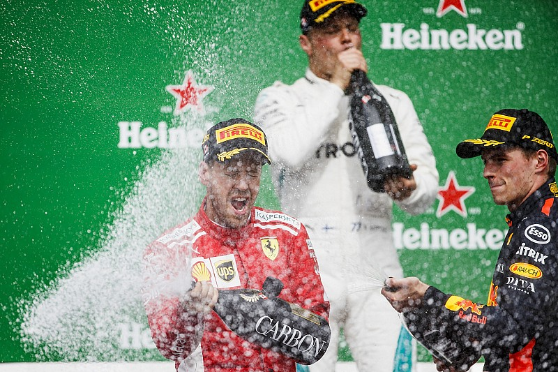Miért örült ennyire Vettel a kanadai győzelmének?